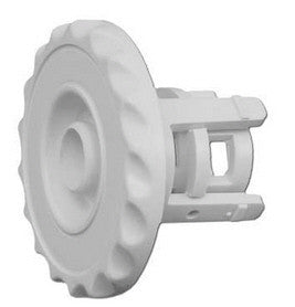Jet Escutcheon Adjustable Mini Jet Internal Carrier White - Return Fitting - WATERWAY PLASTICS - The Pool Supply Warehouse