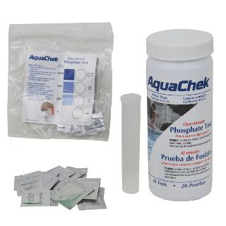 2 PACK - AquaChek Phosphate Test Kit