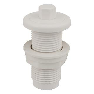 Len Gordon 950401-000 Air Button 4 Lite Touch White - Spa Air Buttons - Multiple Vendors - The Pool Supply Warehouse