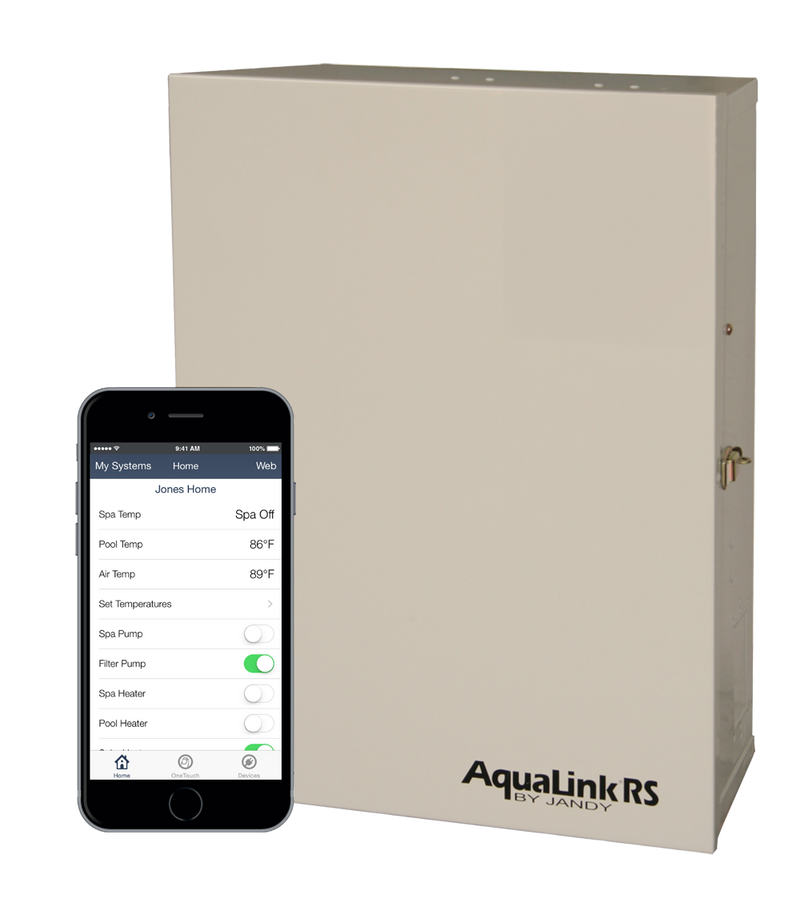 AquaLink RS Pool & Spa Automation System- RS-PS4-The Pool Supply Warehouse