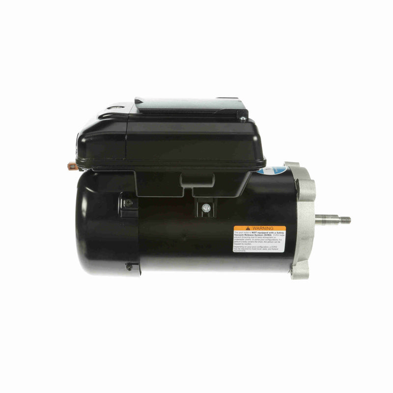 VGreen® 1.65 HP C-Face Variable Speed Motor-The Pool Supply Warehouse