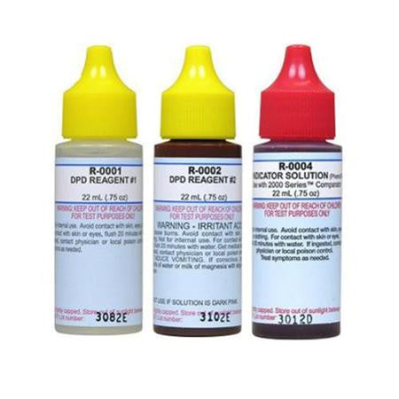 Basic Refill Kit - 3/4 oz. - Reagent - TAYLOR TECHNOLOGIES INC - The Pool Supply Warehouse