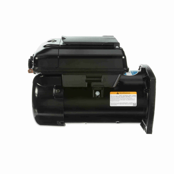 VGreen® 1.65 HP Square Flange Variable Speed Motor