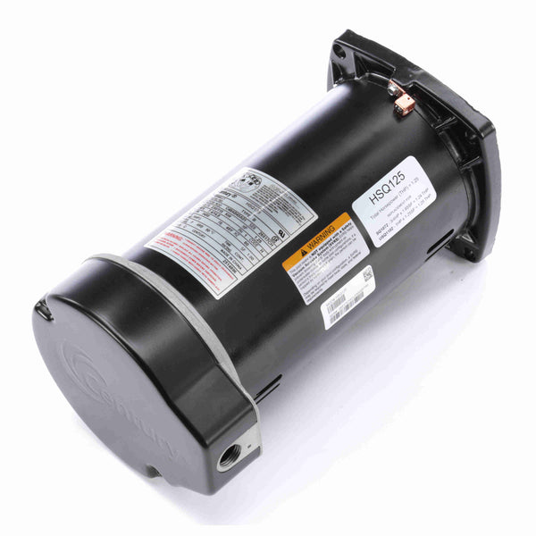 1HP Square Flange Replacement Motor