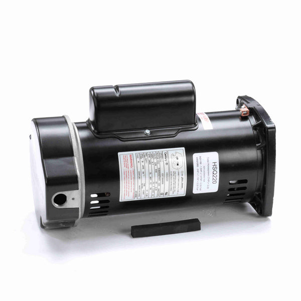 2HP Square Flange Replacement Motor