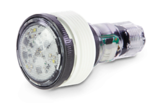 "MicroBrite Color and White LED Lights 12V 50' 1.5""- 620428-The Pool Supply Warehouse"