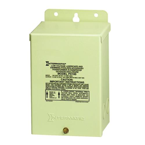Intermatic 100 Watt Transformer-The Pool Supply Warehouse