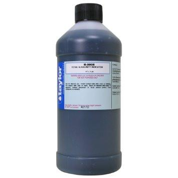 Taylor Replacement Reagent R-0008 16OZ - Reagent - TAYLOR TECHNOLOGIES INC - The Pool Supply Warehouse