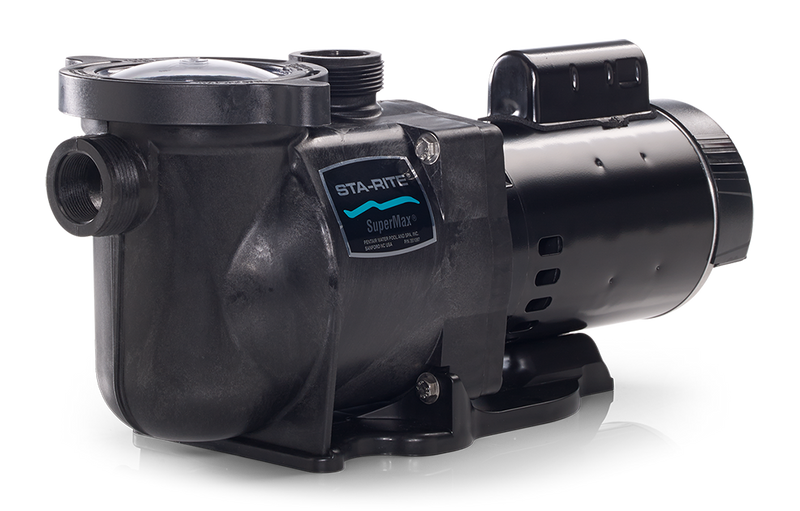 SuperMax High Performance Pumps  1HP -348147