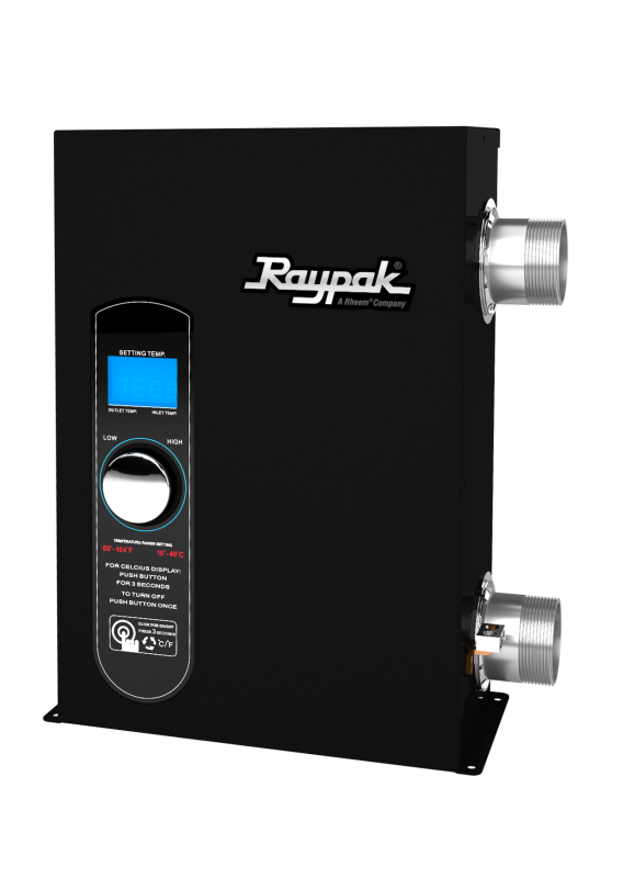 Raypak Digital E3T 11 KW Heater