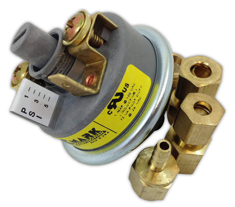 Universal 1A Pressure Switch - Pressure Switch - SUPER-PRO - The Pool Supply Warehouse