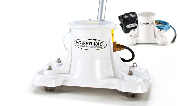 PV2100 Power Vac - 60' Cord - Vacuum - POWER VAC CORP - The Pool Supply Warehouse