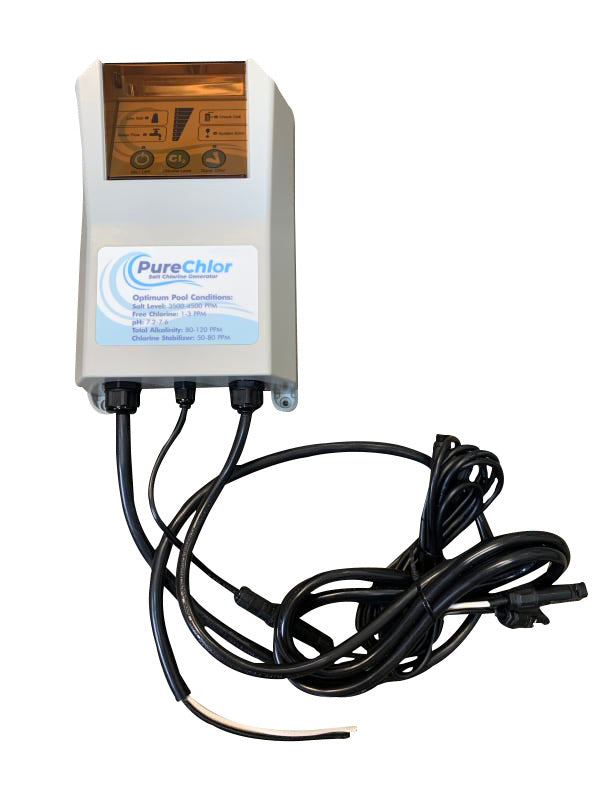 PureChlor 25K Power Supply - CLG125A-020 - Power Supply - SOLAXX LLC - The Pool Supply Warehouse