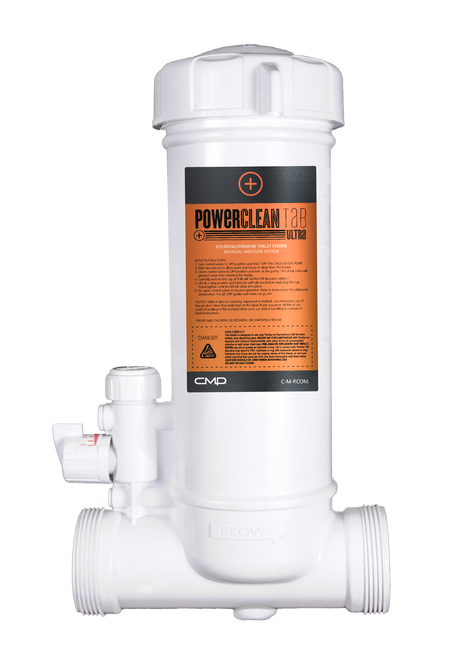 Powerclean Ultra In-Line Chlorinator