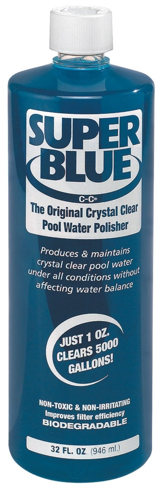 Robarb® Super Blue Clarifier-The Pool Supply Warehouse