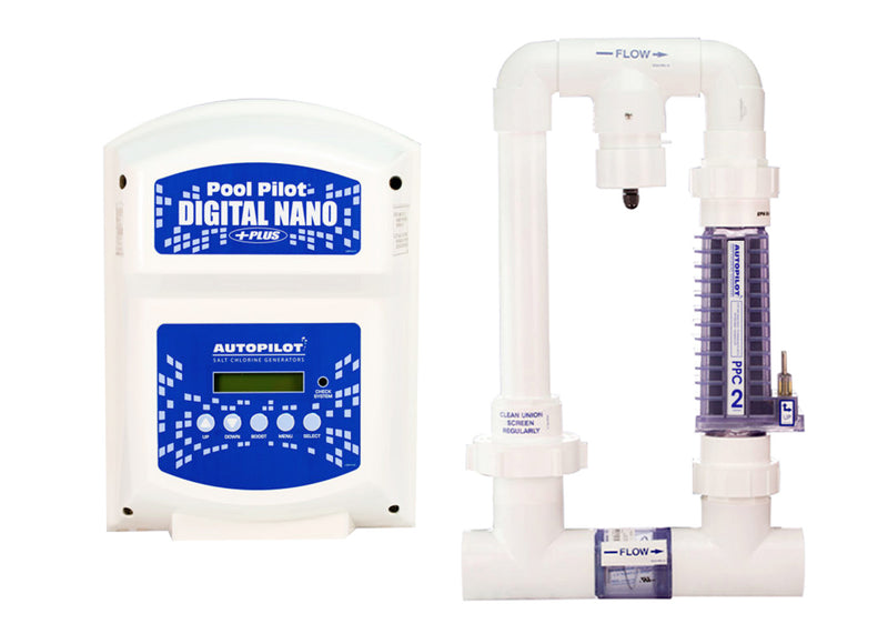 Pool Pilot Digital Nano+-The Pool Supply Warehouse
