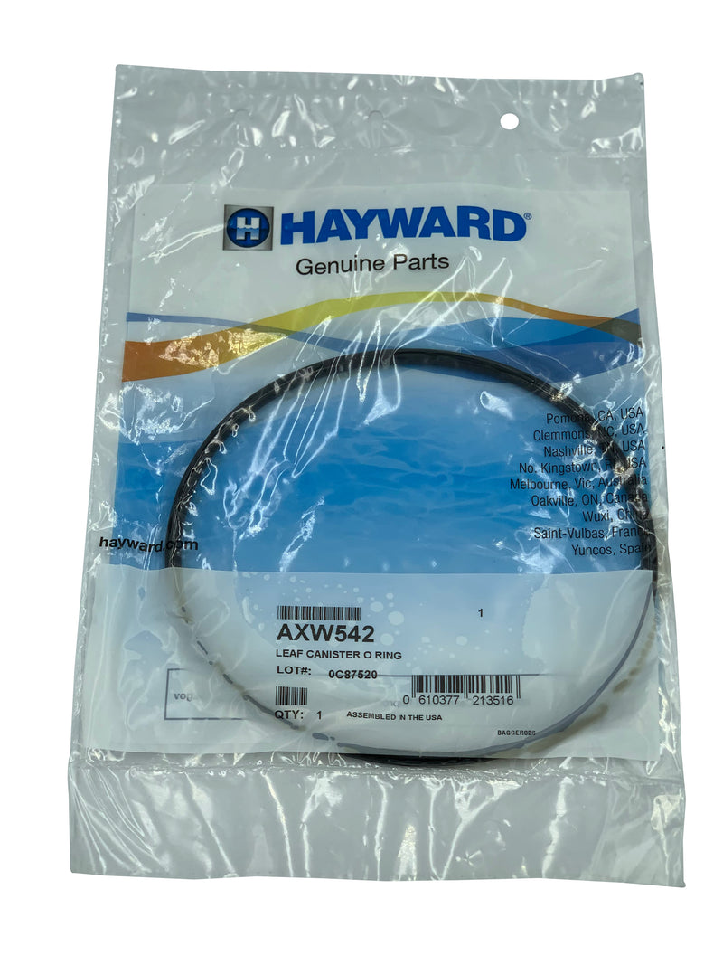 Hayward AXW542 O-Ring Replacement for Leaf Canisters Series W530 and W560 - O-Ring - HAYWARD POOL PRODUCTS INC - The Pool Supply Warehouse