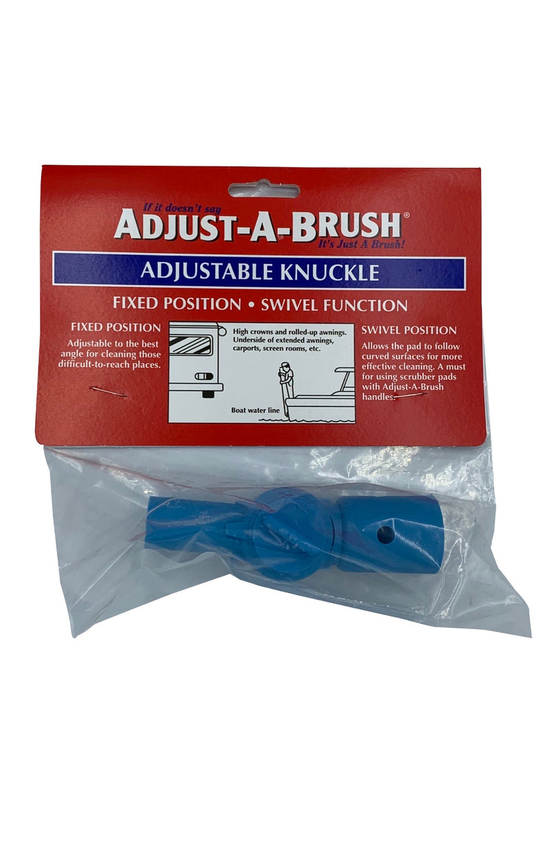 Adjust-A-Brush® Replacement Knuckle - Tile Brush - ADJUST A BRUSH - The Pool Supply Warehouse
