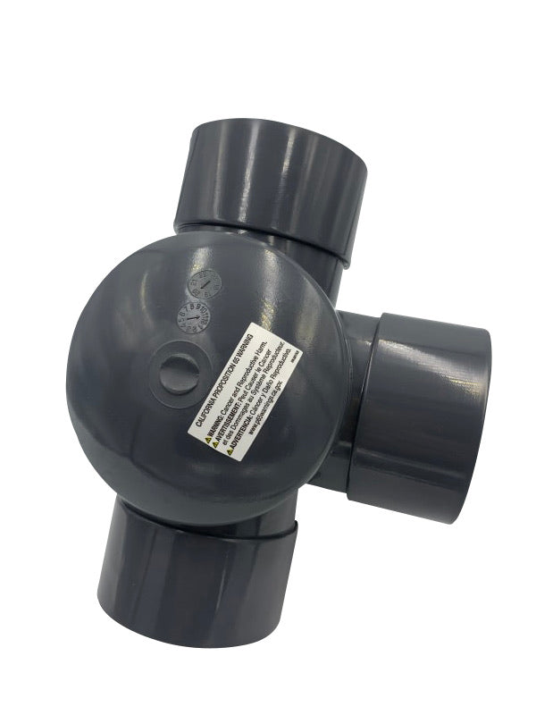 Pentair 3-Way Valve - 263028 - Valve - PENTAIR WATER POOL AND SPA INC - The Pool Supply Warehouse