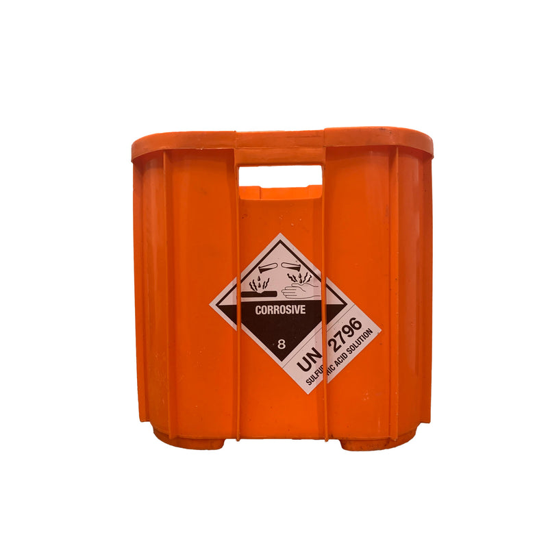 Sulfuric Acid Carry All Crate