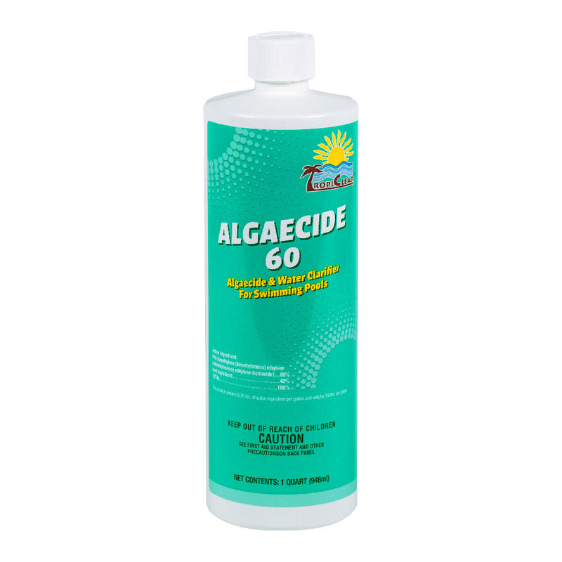 TropiClear® Algaecide 60-The Pool Supply Warehouse