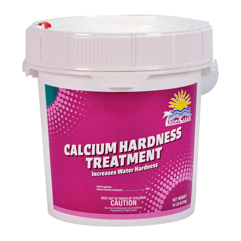 TropiClear® Calcium Hardness Treatment 15LB - Pool Chemicals - SUNCOAST CHEMICALS COMPANY - The Pool Supply Warehouse