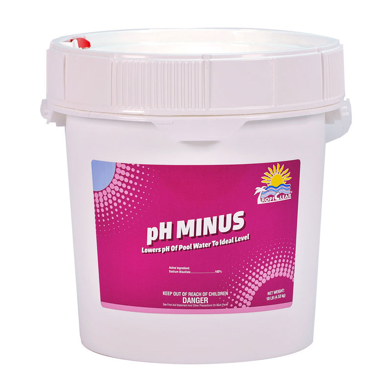 TropiClear® pH Minus 10LB-The Pool Supply Warehouse