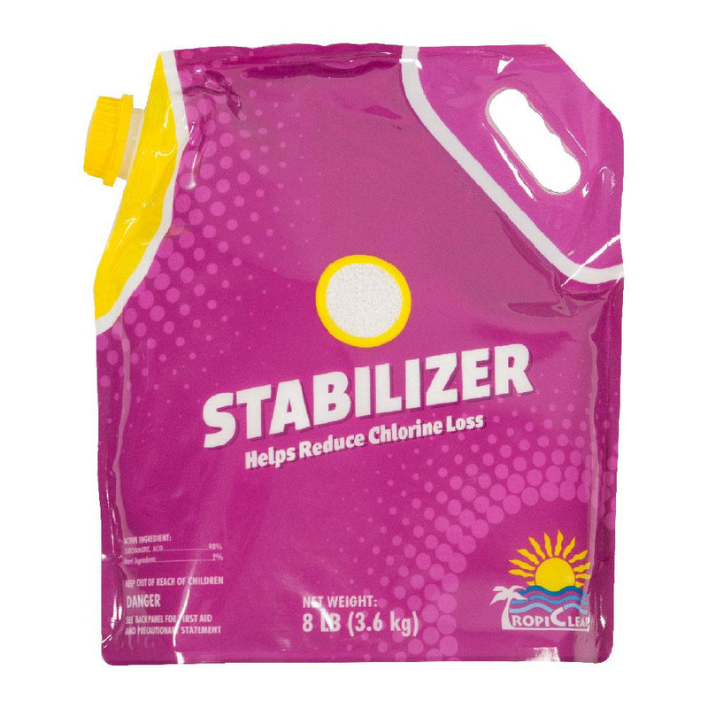 TropiClear® Stabilizer 8LB-The Pool Supply Warehouse