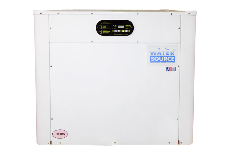 Water source WS05 406v/60 Hz/3 ph Ti/Ti - Heat Pump - AquaCal - The Pool Supply Warehouse