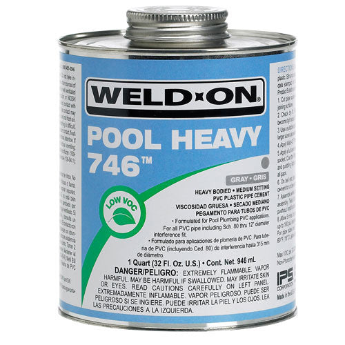 Weld-On® 746™ Pool Heavy Quart