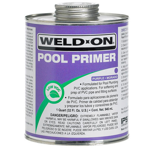 Purple PVC Primer Quart