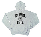 Grey CAU Men's Dorm Life Pullover Hood