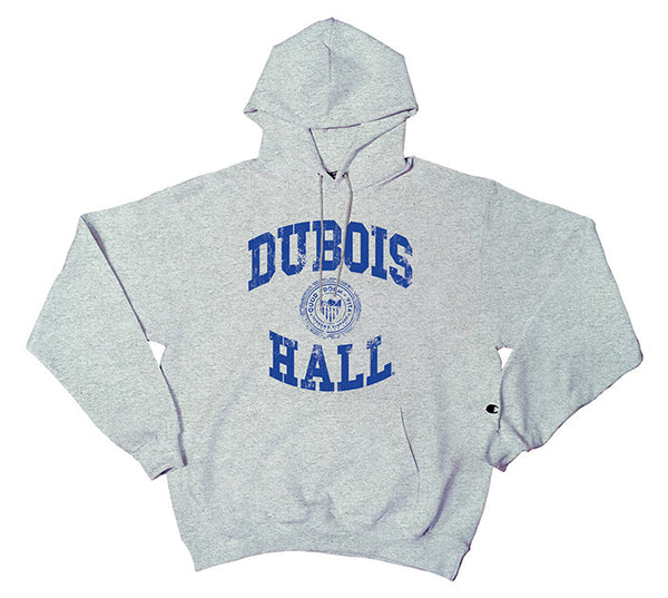 Grey Pirates Men's Dorm Life Pullover Hood