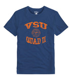Navy Blue Trojans Men's Dorm Life T-Shirt