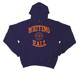 Navy Blue Trojans University Men's Dorm Life Pullover Hood