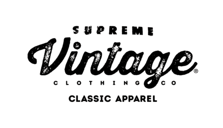 Supreme Vintage Clothing Coupons & Promo codes