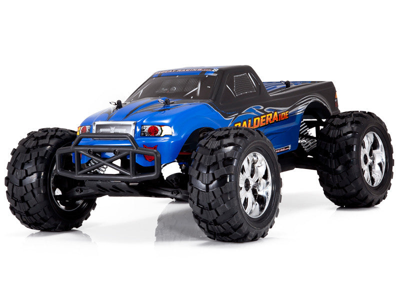 Redcat Racing Caldera 10E Truck 1/10 Scale Brushless Electric (With 2.4GHz Remote Control) from Redcat Racing available at RC Car PLUS - 1