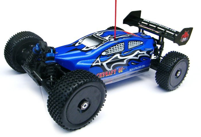 Redcat Racing Backdraft 8E Buggy 1/8 Scale Brushless Electric (With 2.4GHz Remote Control) from Redcat Racing available at RC Car PLUS - 1