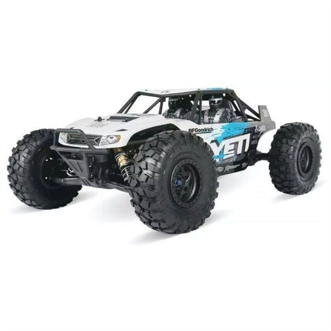 Axial Yeti 4WD 1/10 Electric Rock Racer RTR from Axial available at RC Car PLUS - 1