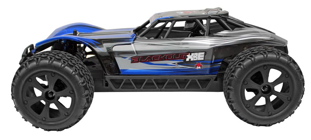 Redcat Racing Blackout XBE Buggy 1/10 Scale Electric (With 2.4GHz Remote Control) from Redcat Racing available at RC Car PLUS - 2