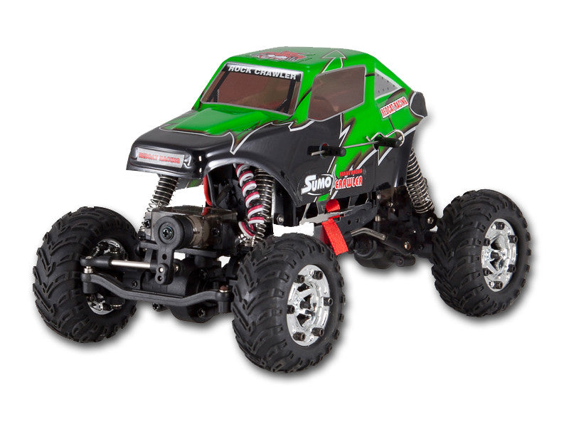 Redcat Racing Sumo Crawler 1/24 Scale Electric (With 3-Channel 2.4GHz Remote Control) from Redcat Racing available at RC Car PLUS - 1