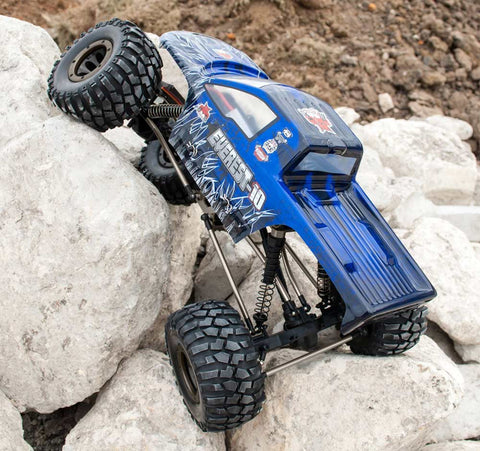 Redcat Racing Everest-10 Crawler 1/10 Scale Electric (With 2.4GHz Remote Control) from Redcat Racing available at RC Car PLUS - 1
