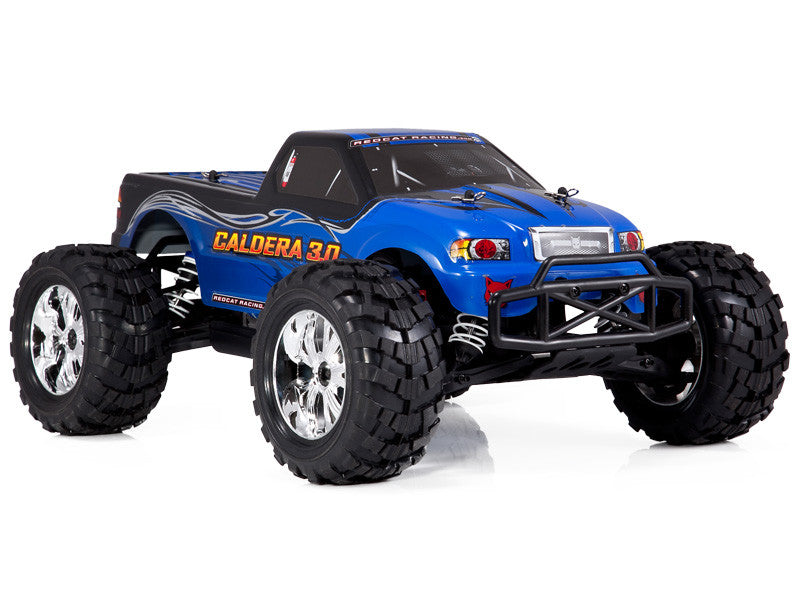Redcat Racing Caldera 3.0 Truck 1/10 Scale Nitro 2-Speed (With 2.4GHz Remote Control) from Redcat Racing available at RC Car PLUS - 1