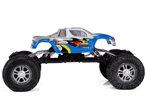 Redcat Racing Rockslide Super Crawler 1/8 Scale Electric (With 3-Channel 2.4GHz Remote Control) from Redcat Racing available at RC Car PLUS - 1