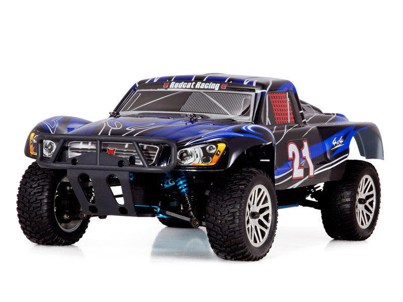 Redcat Racing Vortex SS Desert Truck 1/10 Scale Nitro (With 2.4GHz Remote Control) from Redcat Racing available at RC Car PLUS - 2
