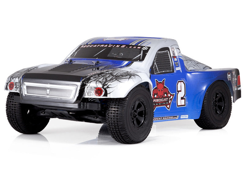 Redcat Racing Caldera SC 10E Short Course Truck 1/10 Scale Brushless Electric (With 2.4GHz Remote Control) from Redcat Racing available at RC Car PLUS - 2