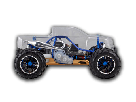 Redcat Racing Rampage MT PRO V3 1/5 Scale Gas Monster Truck