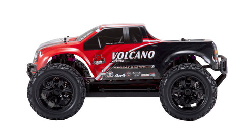 Redcat Racing Volcano EPX Truck 1/10 Scale Electric (With 2.4GHz Remote Control) from Redcat Racing available at RC Car PLUS - 1