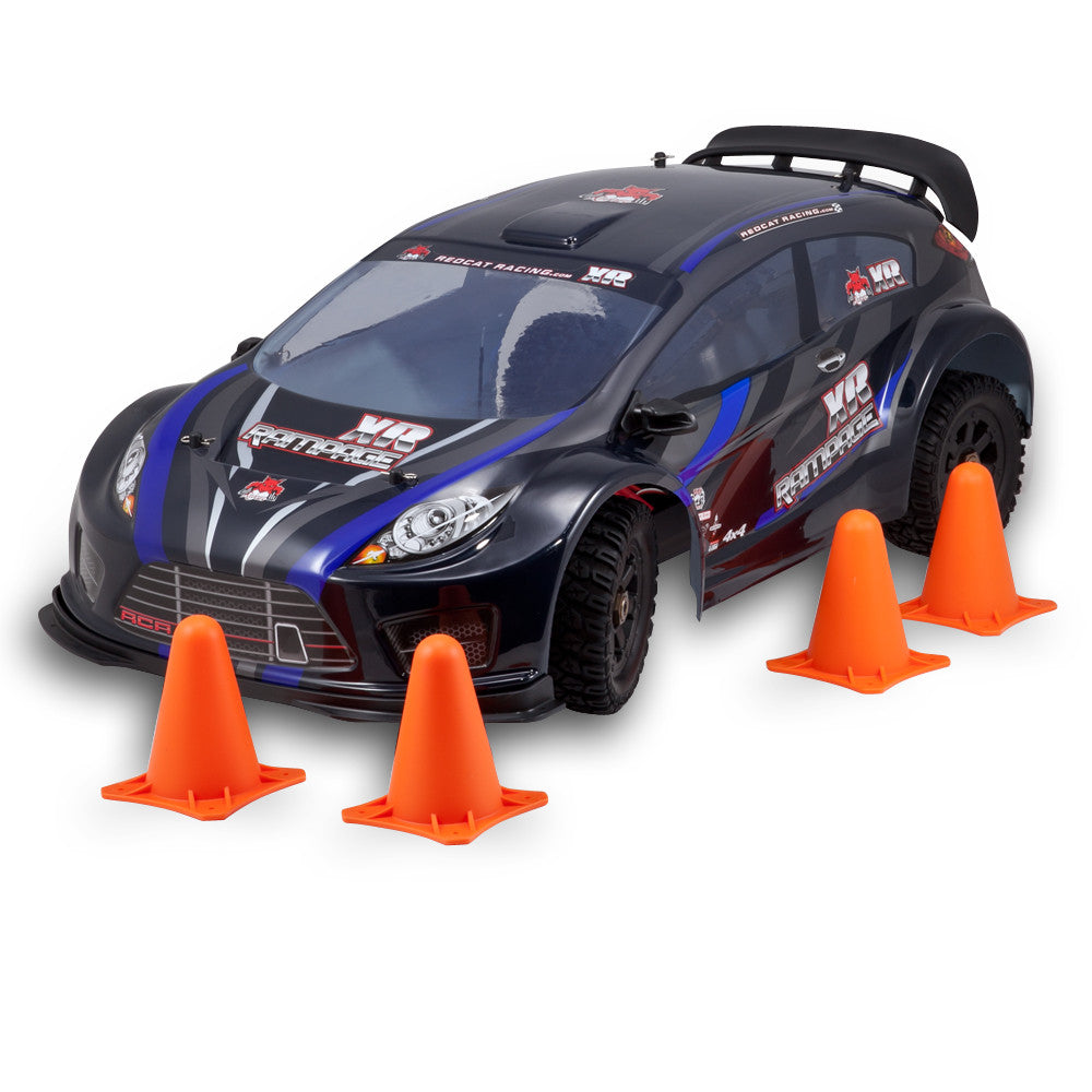 Redcat Racing Rampage XR PRO 1/5 Scale Brushless Rally Car from Redcat Racing available at RC Car PLUS - 1