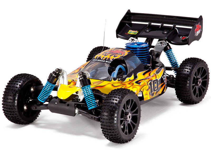 Redcat Racing Hurricane XTR 1/8 Scale Nitro Buggy from Redcat Racing available at RC Car PLUS - 1